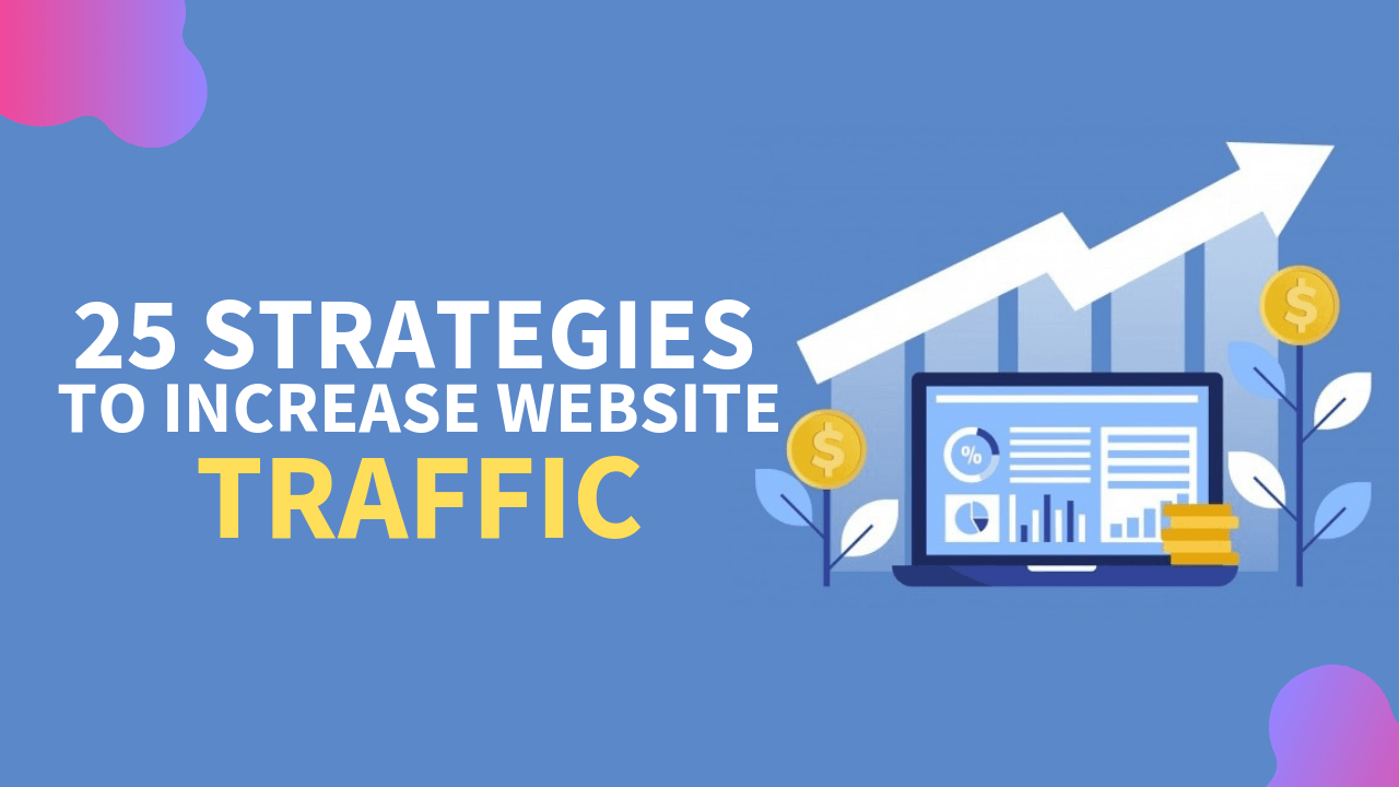 25 Strategies To Increase Instant Website Traffic FAST (Updated)
