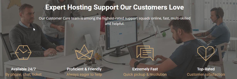 Siteground Support