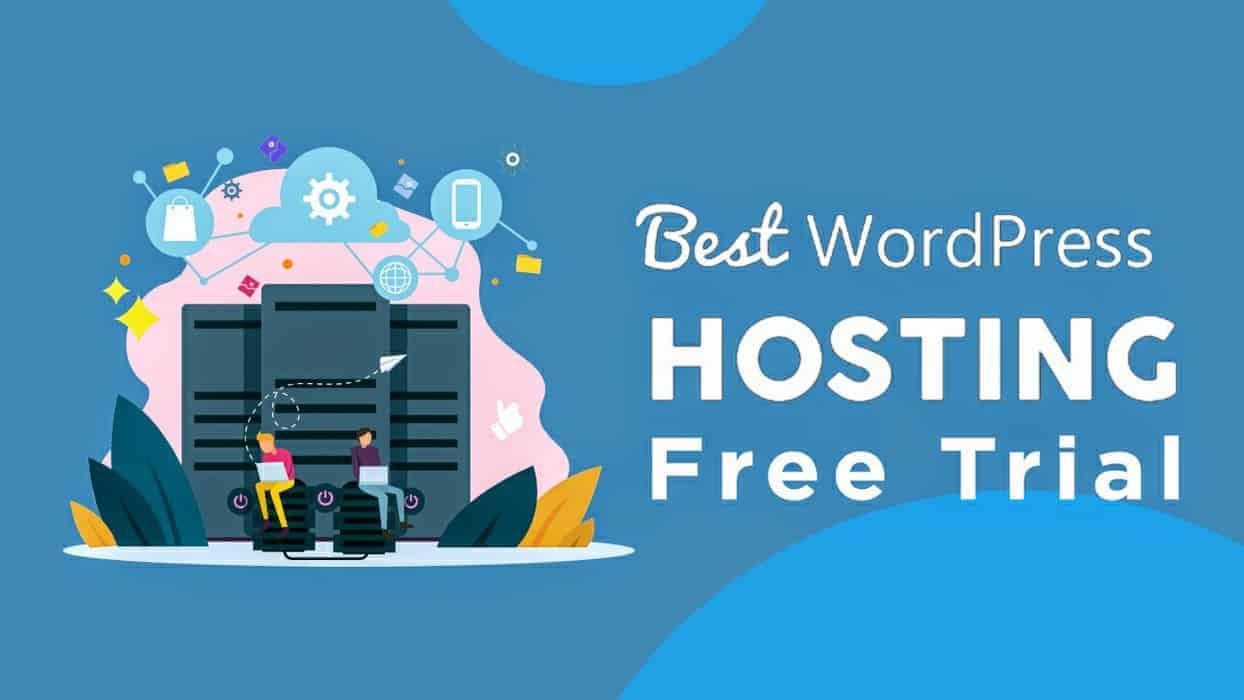 wordpress hosting free trial
