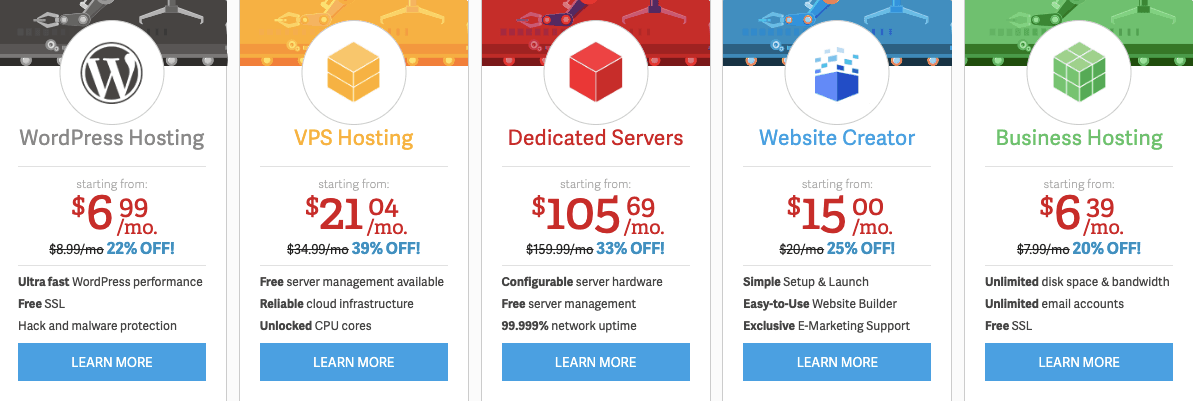 InMotion-Pricing