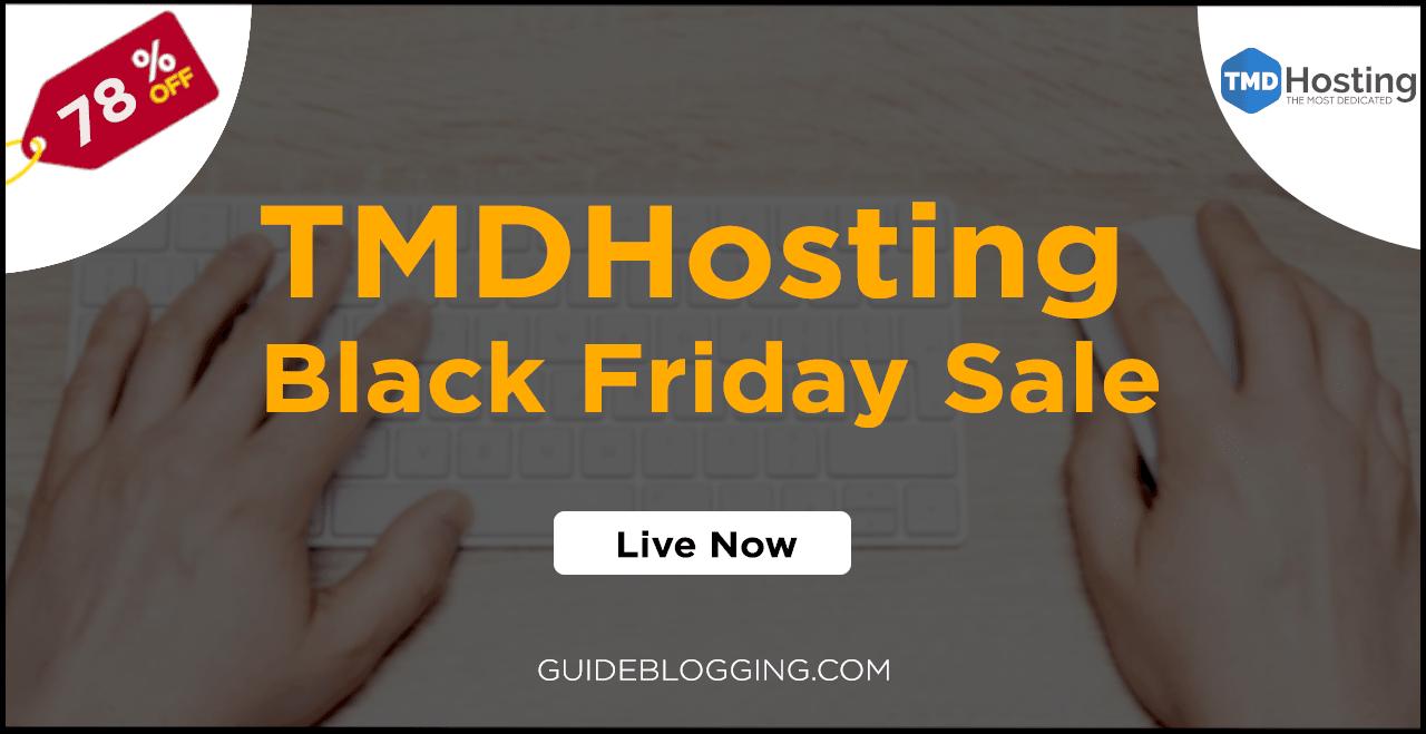 TMDHosting Black Friday