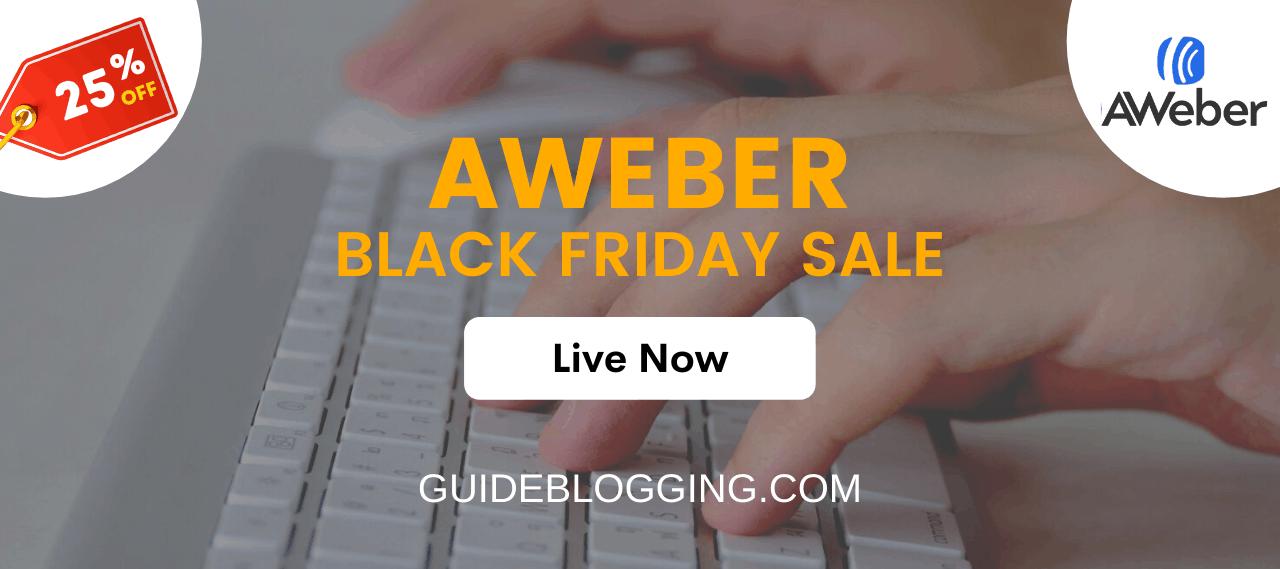 aweber-black-friday-sale