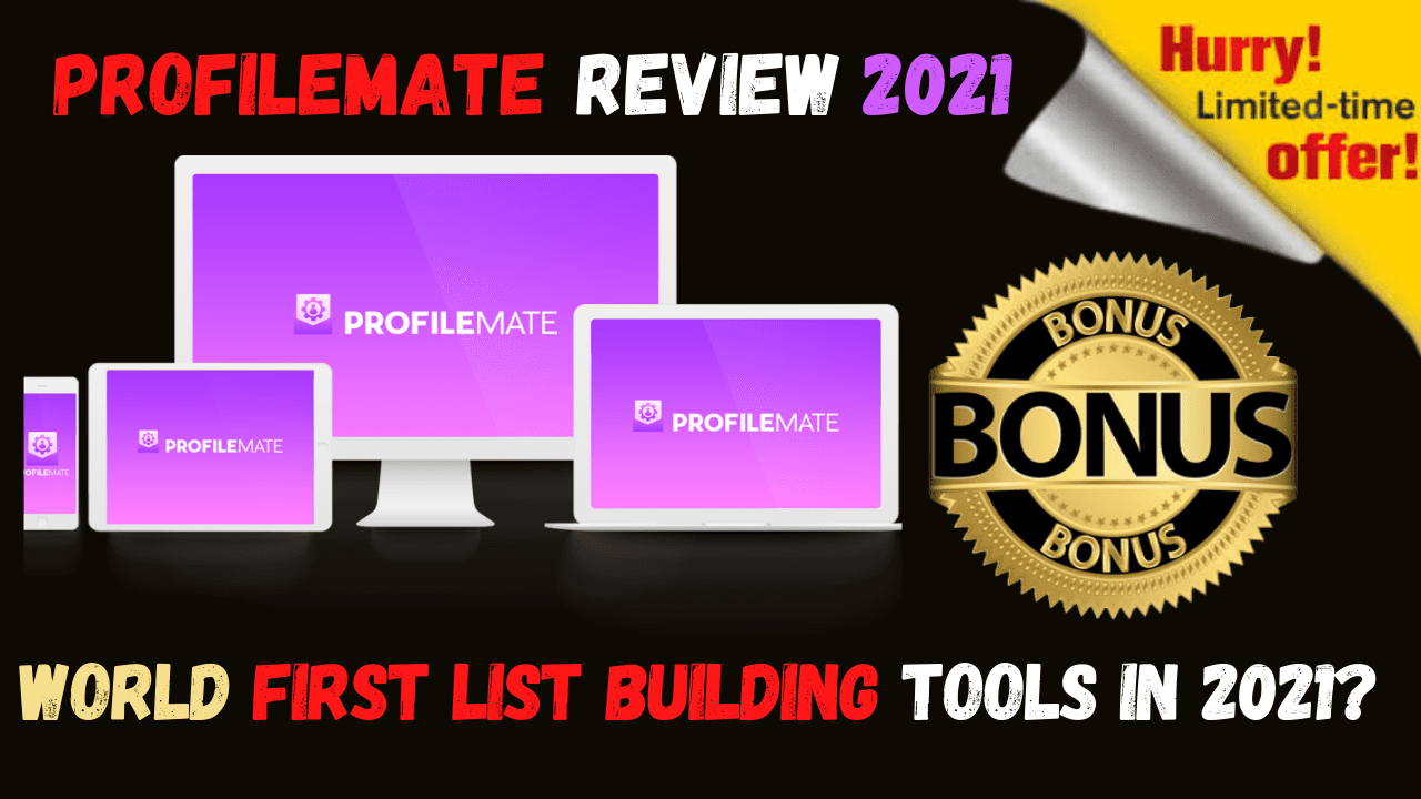 ProfileMate Review 2021- Worlds #1  ListBuilding Tools In 2021